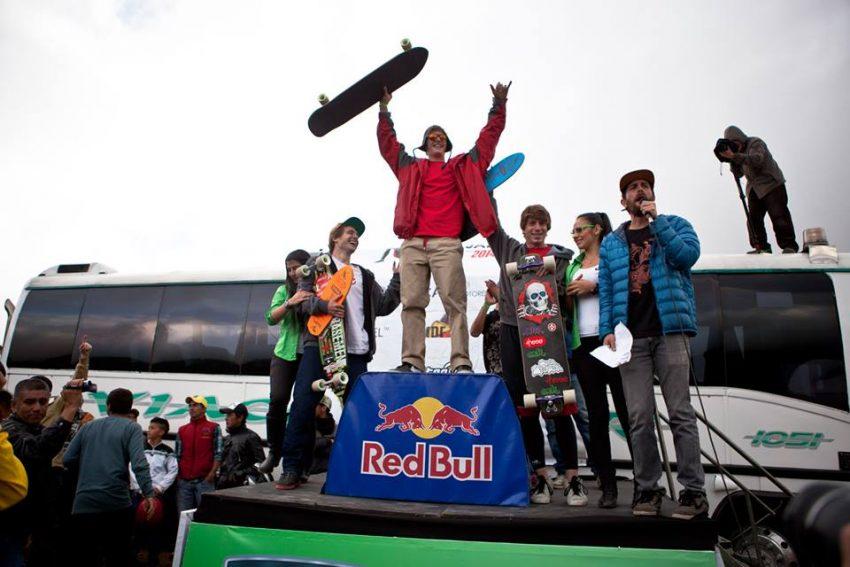 Open podium @ Festival de la Bajada 2014