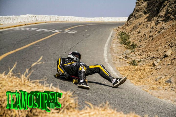 Classic luge @ Lima Xtreme Pro Speed 2014