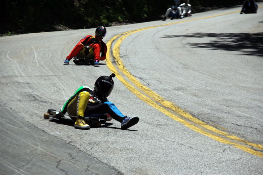 Luge Final - Mahackamack 400