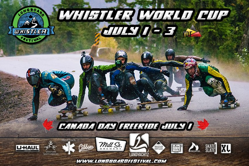 Whistler Longboard Fest 2016