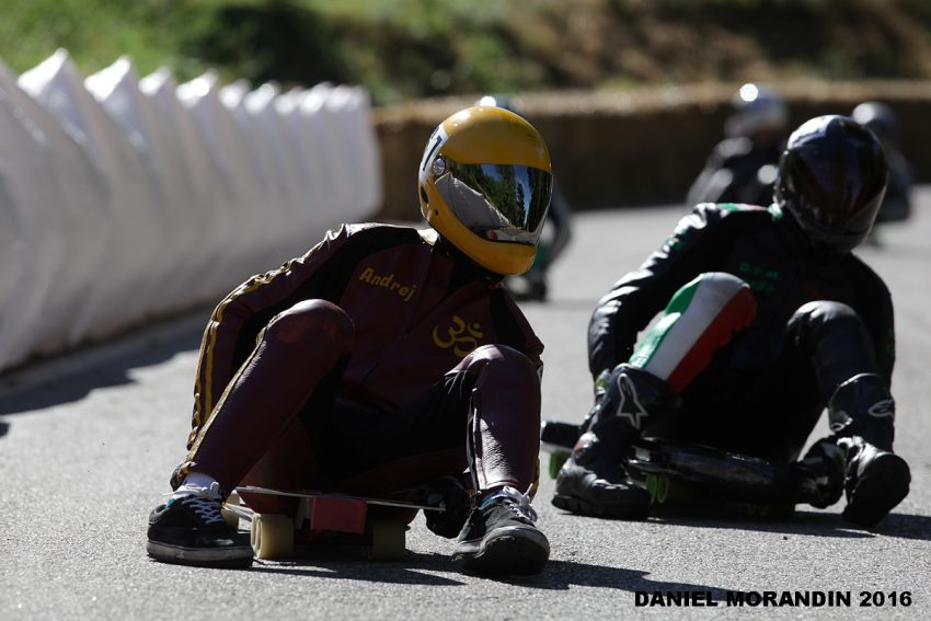 Andrej Ilič fastest luger