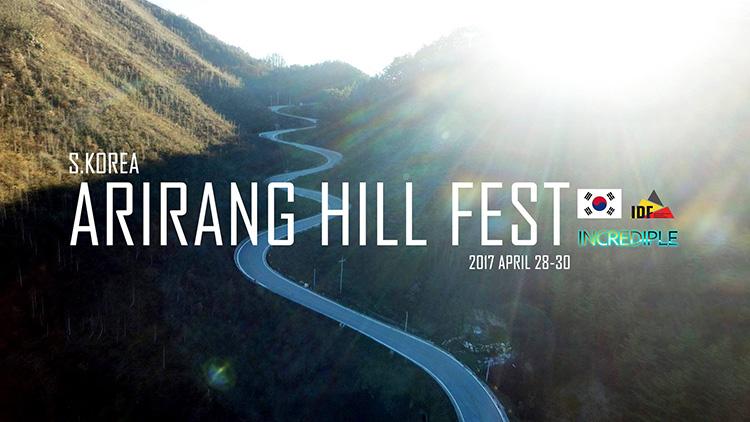 Arirang Hill Fest 2017