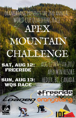 Apex Mountain Challenge 2017