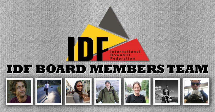 idf board members 2017