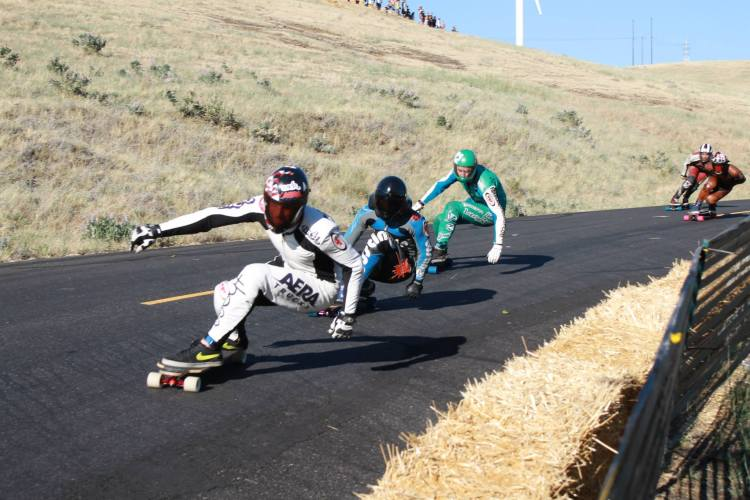 Kevin Reimer, Jonas Richter and Riley Harris @ Maryhill 2013