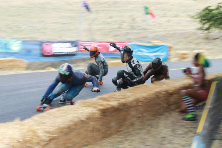 Trevor Ovenden, Kyle Chin, Scott Lembach, and Jake Wilkinson @ Maryhill 2013