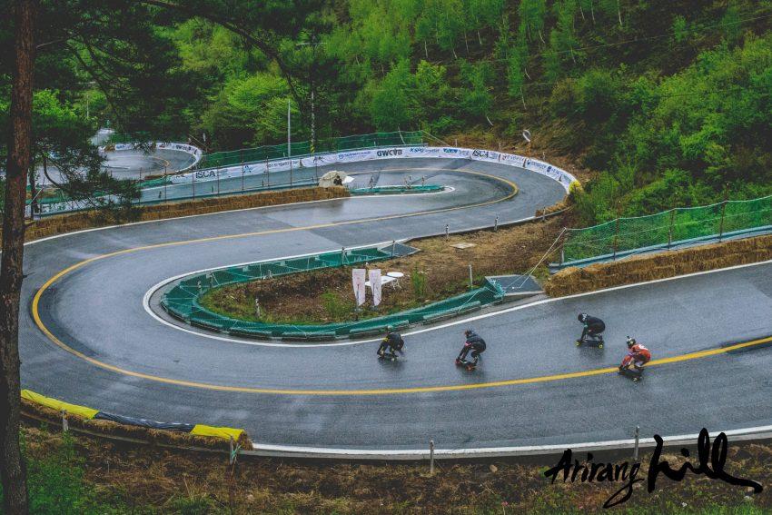 Semi-Final B at Arirang Hill 2018