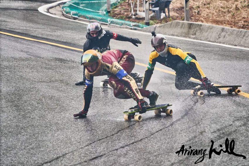 Arirang Hill 2018 Quarter Finals