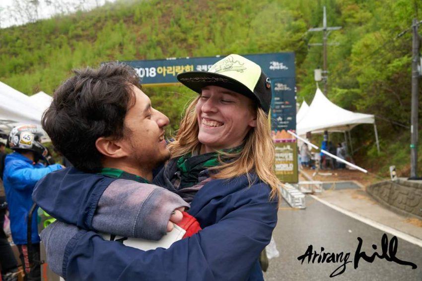 Ryan Farmer and Jennifer Butler at Arirang Hill 2018