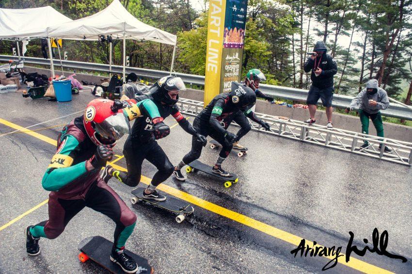 Arirang Hill 2018 Final Start