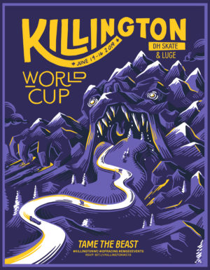 Killington World Cup 2019 Flyer