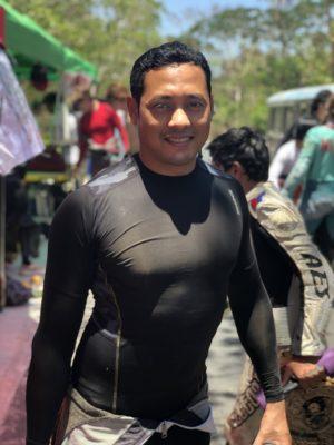 abdil mahdzan asia pacific champion luge 2019