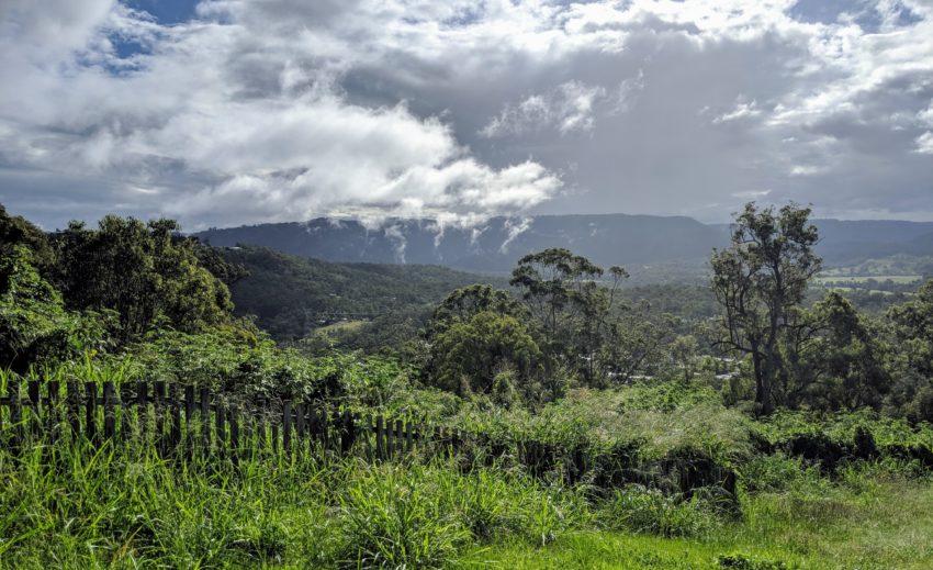 Gold Coast Hinterland at Tame the Taipan