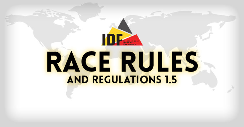 race_rules_regulations_idf_2019