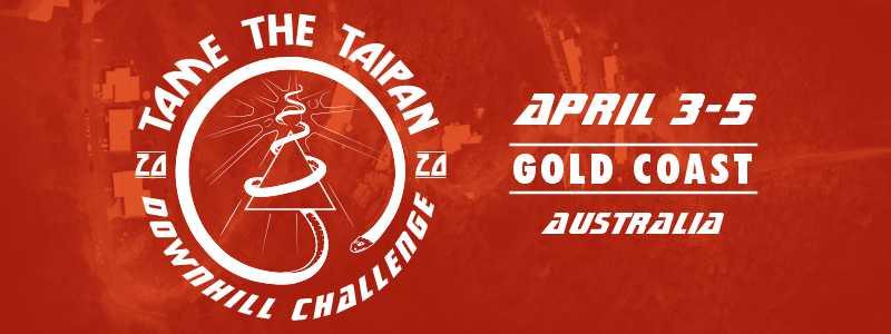Tame the Taipan 2020