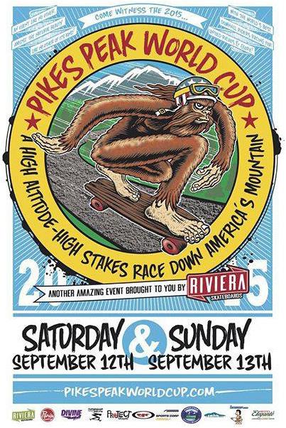 Pikes Peak Downhill 2015