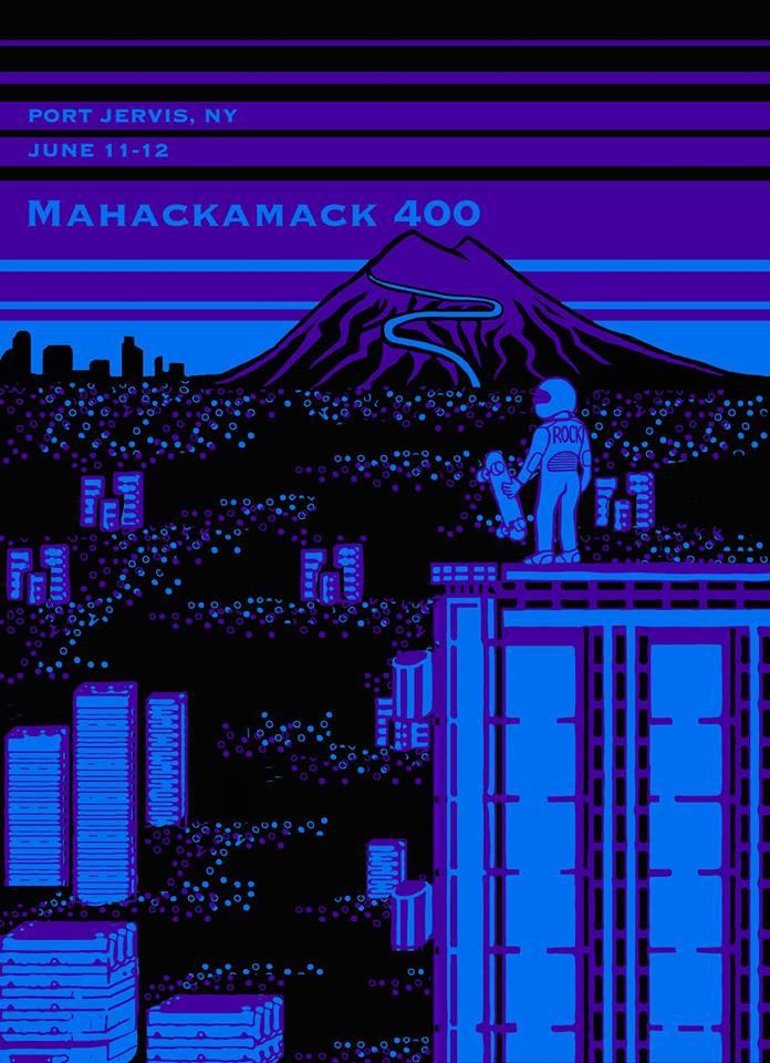 Mahackamack 400 (2016)