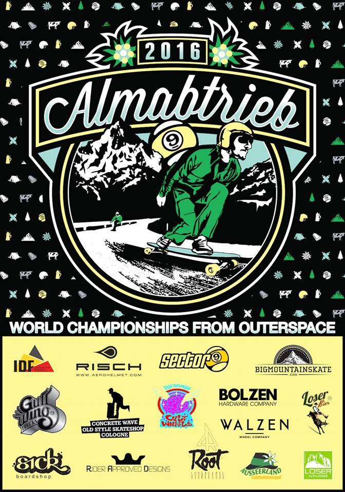 Almabtrieb 2016