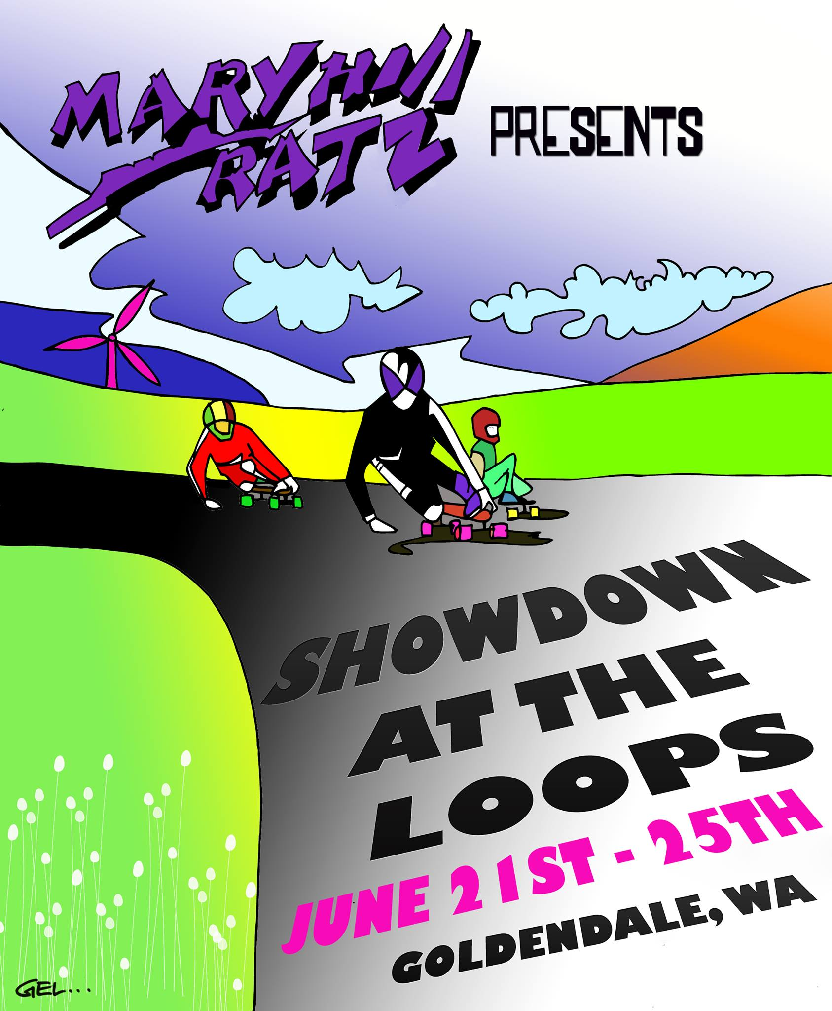 Maryhill Showdown at the Loops