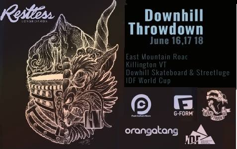 Killington Throwdown 2016
