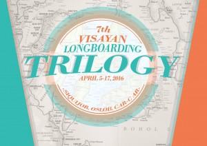 Visayan Longboard Trilogy 2016