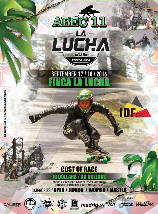 DH La Lucha 2016