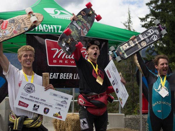 Whistler Longboard Festival: Day 3 – Racing