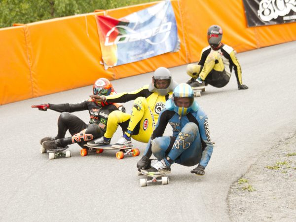 Persson Wins Lilyhammer
