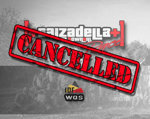 Salzadella is cancelled!