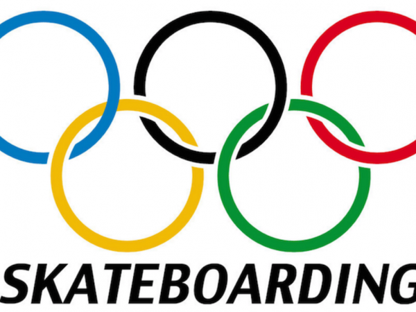 Skateboarding, the Olympics, and the IDF