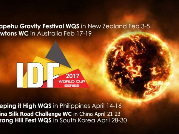 NZ Kicks Off the Ring of Fire – World Tour 2017