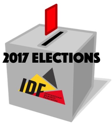 2017 IDF Elections – The 13 candidates