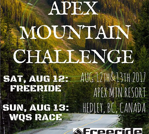 Apex Mountain Challenge is cancelled