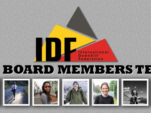 IDF Board Members 2017 – The Team