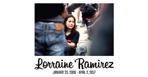 Goodbye Lorraine