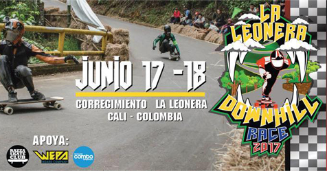The colombian call for La Leonera DH
