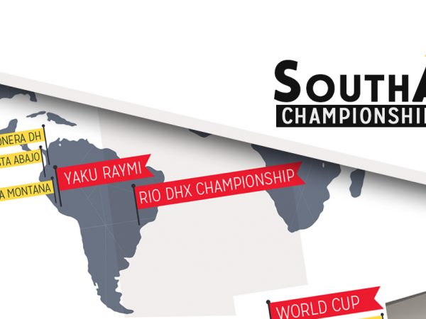 South America racing tour 2018: get ready!